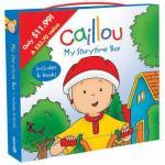 ชุดหนังสือนิทานการผจญภัยแสนสนุกของคายู 6 เล่ม / Caillou : My Storytime Box : Boxed Set