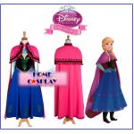ชุดเจ้าหญิงอันนา Anna-Frozen