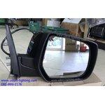 กระจกมองข้างไฟฟ้า BT-50 ปี08 สีดำ มีไฟเลี้ยว (7สาย) *อะไหล่แท้