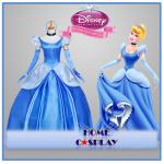 ชุดเจ้าหญิงซินเดอเรลล่า Cinderella