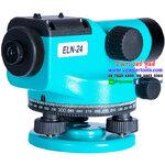 GEO FENNEL ELN 24-SET (360 องศา) ชุดกล้องระดับ พร้อมขาตั้ง + ไม้สต๊าฟ