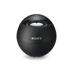 Sony ลำโพงบลูทูธไร้สาย รุ่น SRS-BTV5 สีดำ