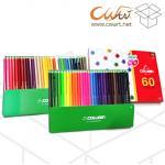 สีไม้Colleen 60สี/60แท่ง ยกกล่อง 6ชุด
