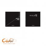 สมุดสเก็ตBlack pad Seikai 22.5x26cm,150g (กระดาษดำ)