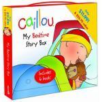 ชุดหนังสือคายู นิทานก่อนนอน 6 เล่ม / Caillou : My Bedtime Story Box