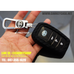 [SILICONE] CARBON CASE FOR TOYOTA SMART KEY