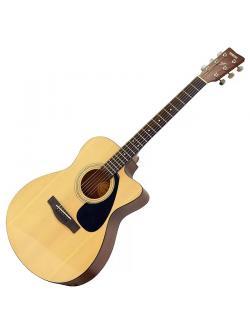 Yamaha FS100C/NT กีต้าร์โปร่ง Acoustic Guitar (สีธรรมชาติ)