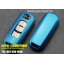 ABS Case สำหรับ MAZDA รุ่น SMARTKEY สีฟ้า thumbnail 1
