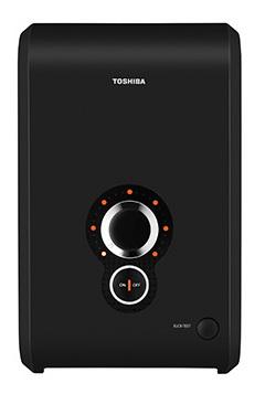 Toshiba เครื่องทำน้ำอุ่น ขนาด 4,500 วัตต์ รุ่น WH-4511G สีดำ