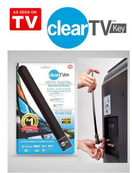 เครื่องรับสัญญาณดิจิตอลทีวี Clear TV Key