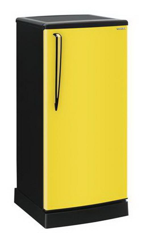 Toshiba ตู้เย็น 1 ประตู 5.0Q รุ่น GR-B144Z สีเหลือง