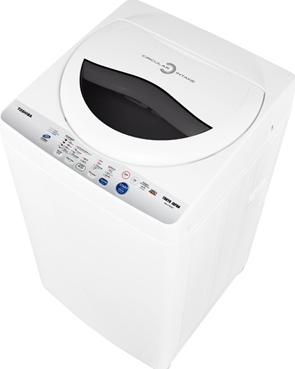 Toshiba เครื่องซักผ้าฝาบน ขนาด 6.5 กิโล รุ่น AW-A750ST