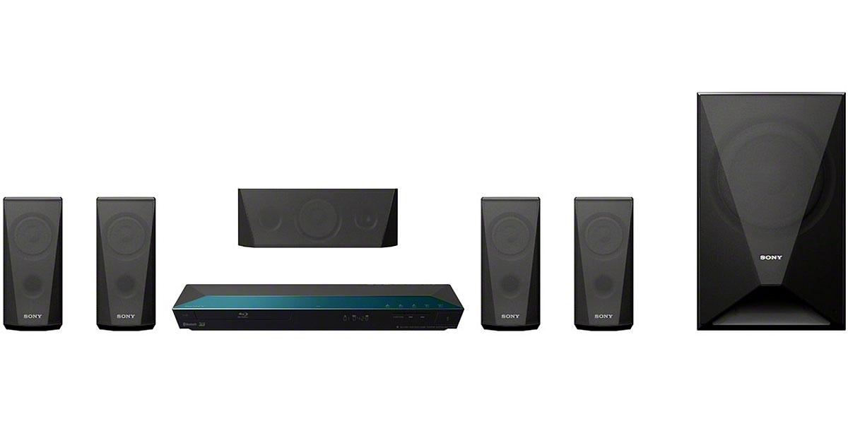 Sony ชุดโฮมเธียเตอร์ บลูเรย์ 5.1Ch รุ่น BDV-E3100