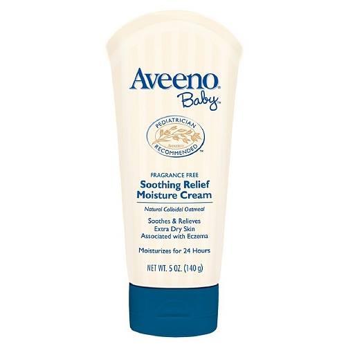 Aveeno Baby Soothing Relief Moisture Cream 5 Oz.