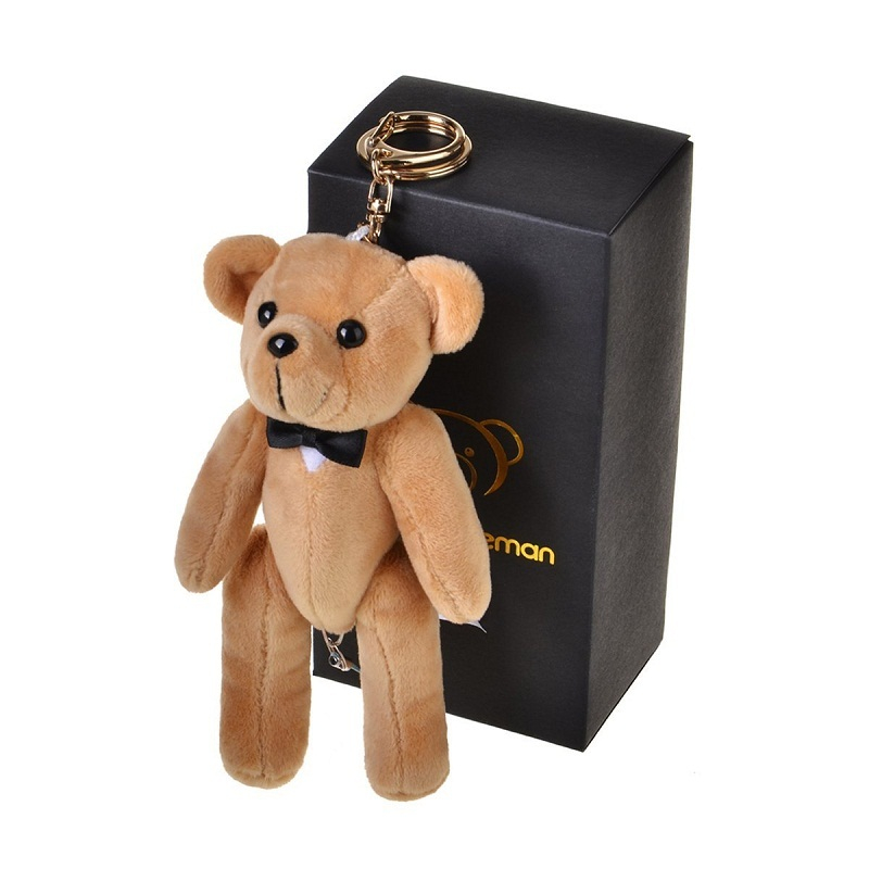 ตุ๊กตาหมีป้องกันตัวฉุกเฉิน Bear gentleman