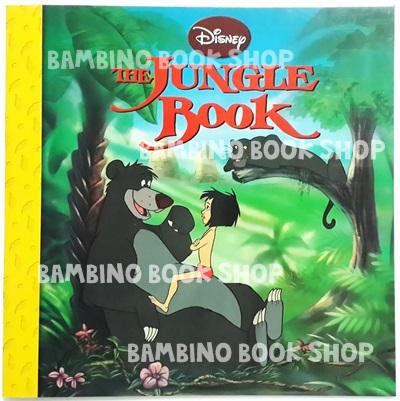 หนังสือนิทานการ์ตูนคลาสสิค 'เมาคลี ลูกหมาป่า' / Storybook : Disney Jungle Book
