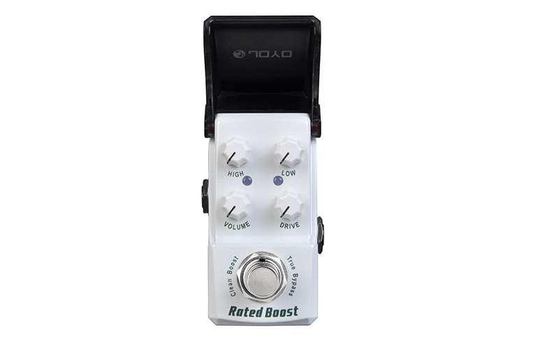 Rated Boost(Clean Boost)True Bypass