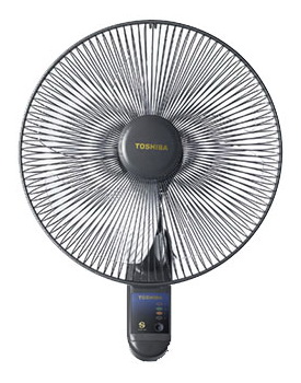 Toshiba พัดลมติดผนัง ใบพัด 16 นิ้ว รุ่น EPS-27