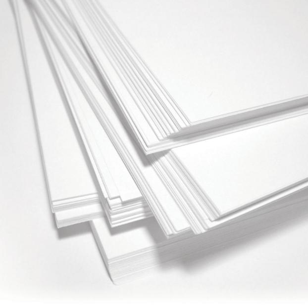 กระดาษร้อยปอนด์Canson 56x76cm 190g 125sht