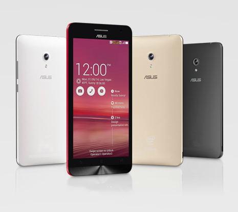 โทรศัพท์ Asus ZenFone 6
