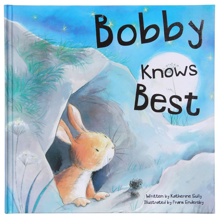 Padded Books : Bobby Knows Best (Katherine Sully)