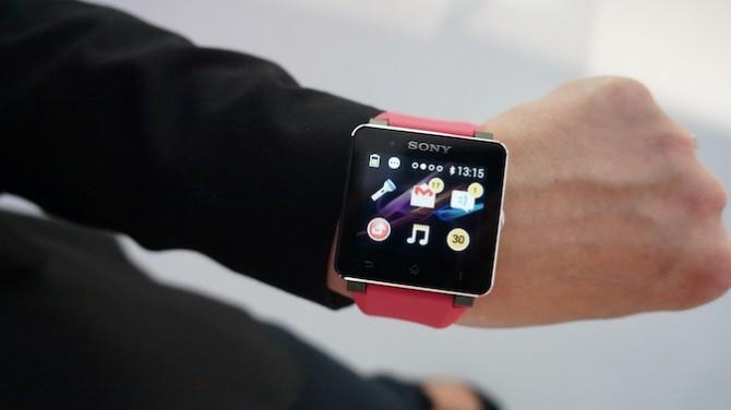 นาฬิกาอัจฉริยะ Sony Smart Watch 2
