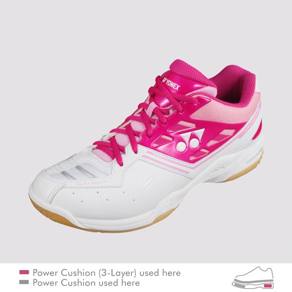 Pre-order รองเท้าแบดมินตัน YONEX รุ่น SHB-FINLTD สีชมพู