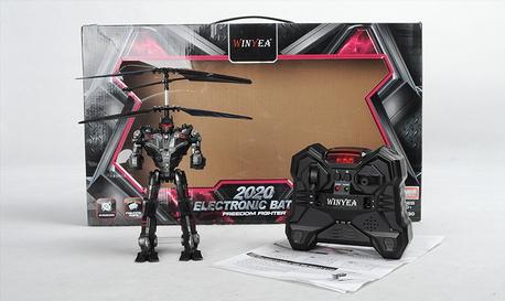 เครื่องบินหุ่นยนต์บังคับวิทยุ