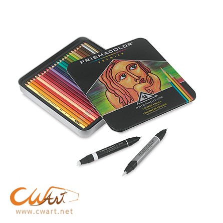 สีไม้ Prismacolor Premier Soft Core 48สี