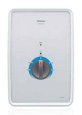 Toshiba เครื่องทำน้ำอุ่น ขนาด 6,000 วัตต์ รุ่น WH-6001MMP
