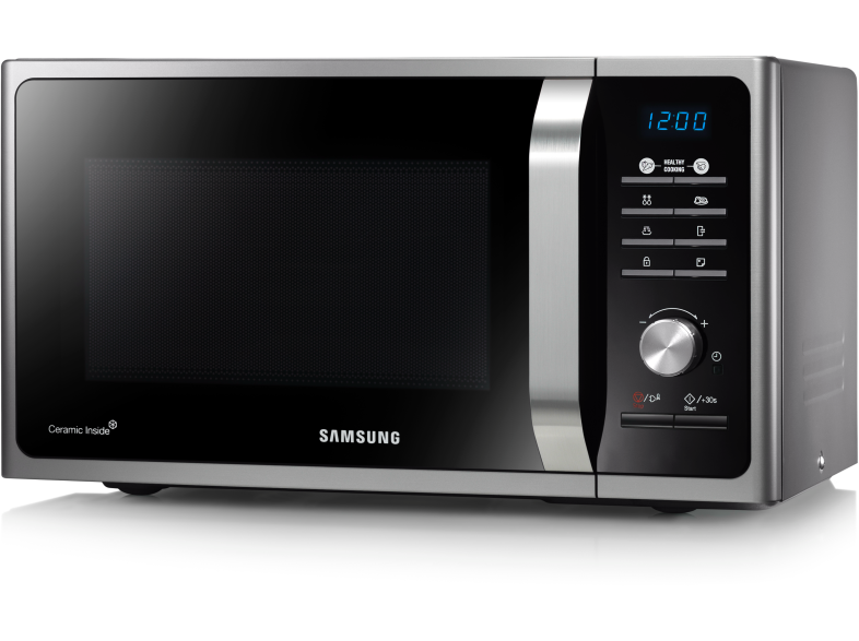 Samsung ไมโครเวฟ ขนาด 23 ลิตร รุ่น MG23F301TCS/ST