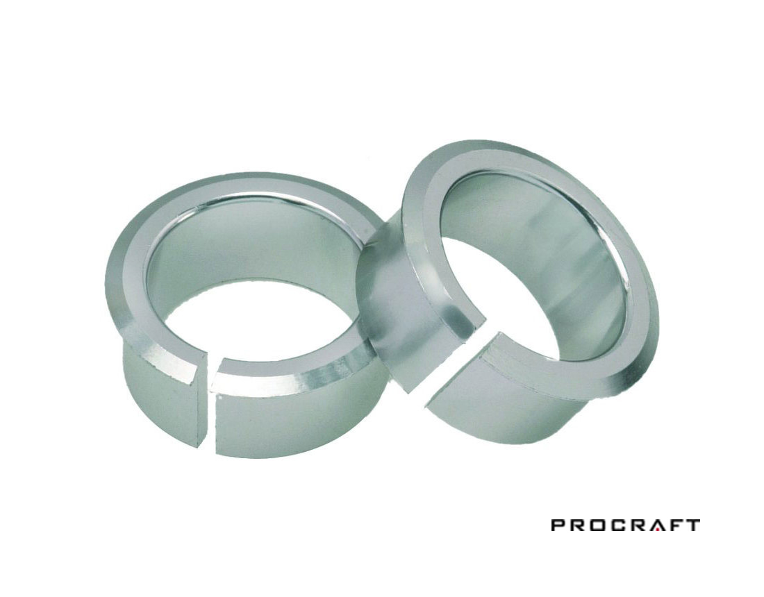 Procraft Reduction Shim for steering clamp 31,8mm to 25,4mm