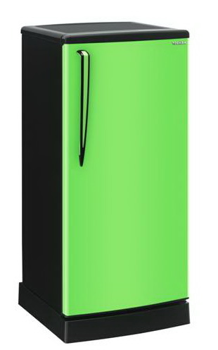 Toshiba ตู้เย็น 1 ประตู 5.0Q รุ่น GR-B144Z สีเขียวมะนาว
