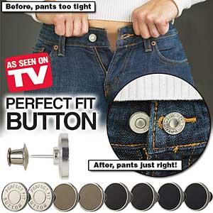 กระดุมมหัศจรรย์ Perfect Fit Button