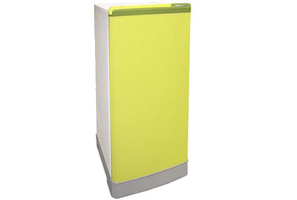 Sharp ตู้เย็น 1 ประตูความจุ 5.2 คิว รุ่น SJ-M15S-GR สีเขียว