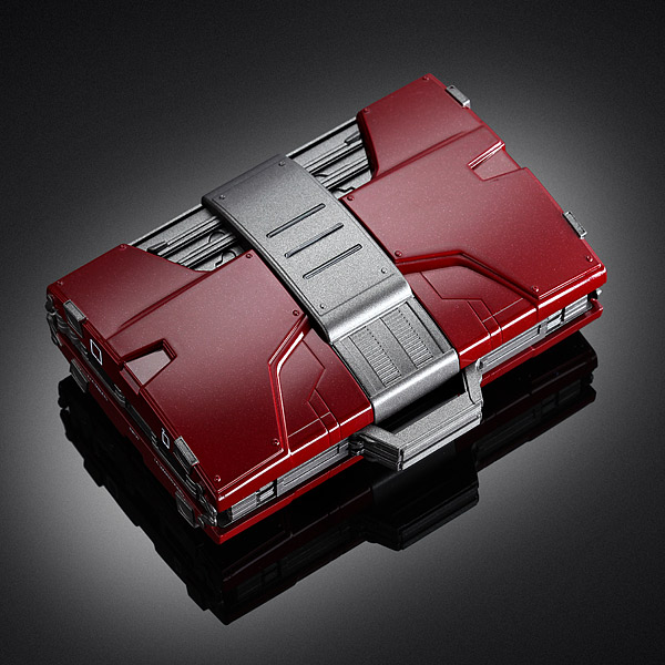 แบตเตอรี่สำรอง Iron Man Mark V