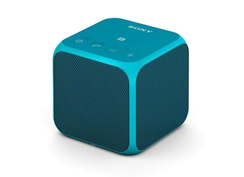 Sony ลำโพงพกพา Bluetooth® แบบไร้สาย รุ่น SRS-X11 (สีฟ้า)