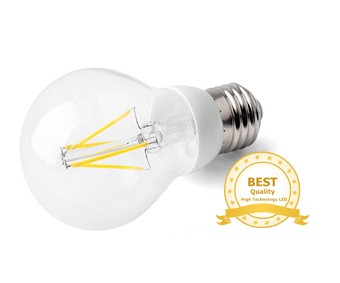 LED Filament 6W หลอดไส้ ไฟตกแต่ง สไตล์วินเทจ Vintage Style LED
