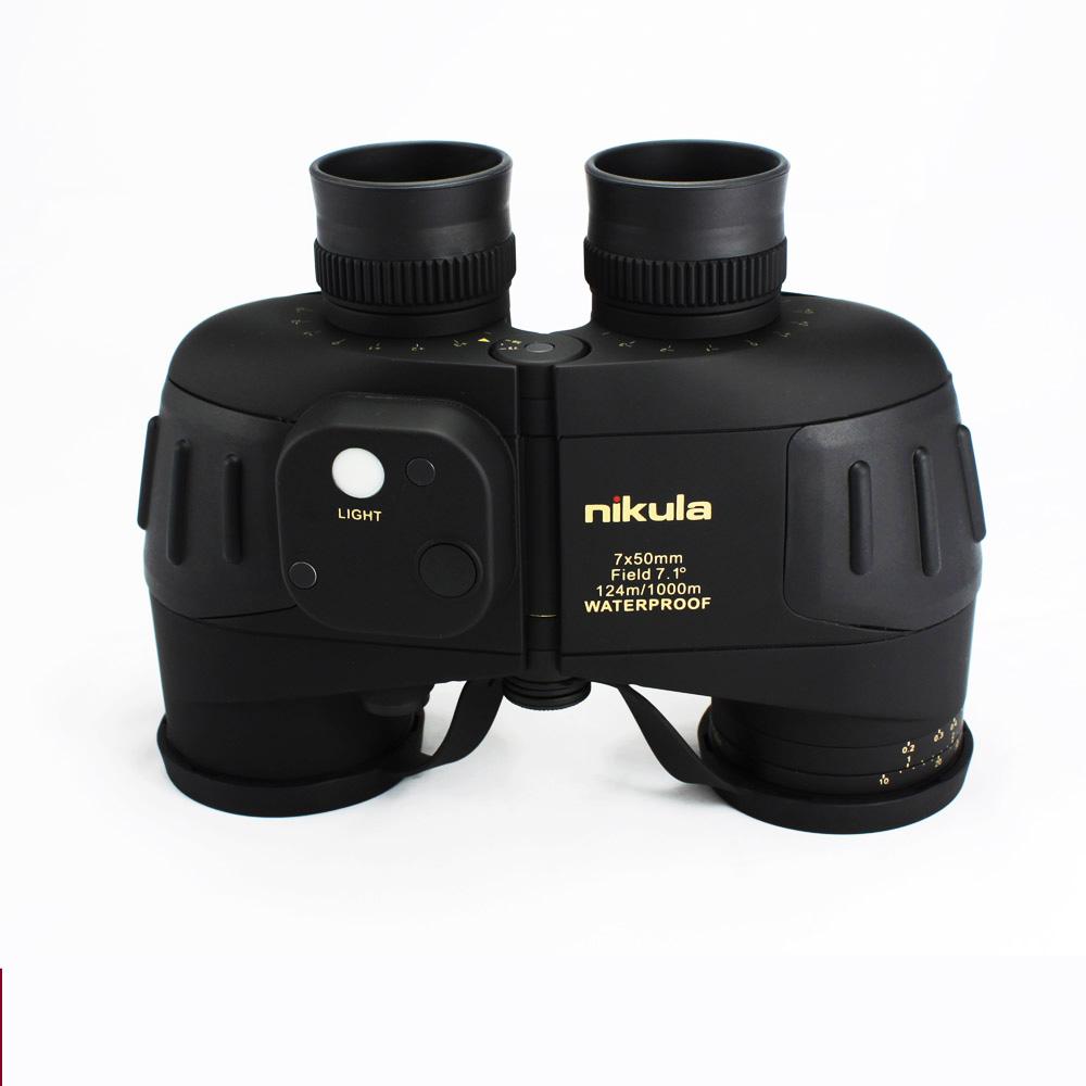 กล้องส่องทางไกล กันน้ำ Nikula 7x50