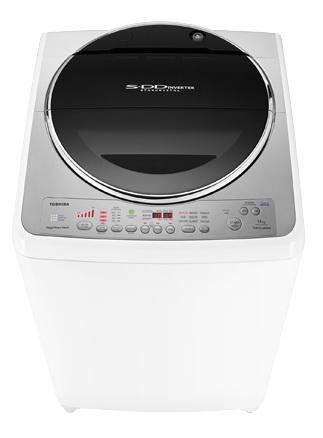 Toshiba เครื่องซักผ้าฝาบน ขนาด 14 กิโล รุ่น AW-DC1500WT