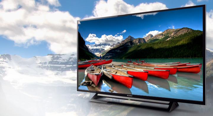 Sony LED TV ขนาด 48 นิ้ว รุ่น KDL-48R470B