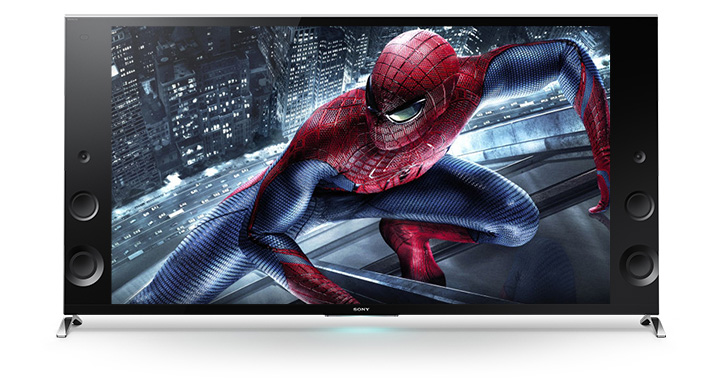 Sony 4K LED TV 65นิ้ว รุ่น KD-65X9000B (Top Model)