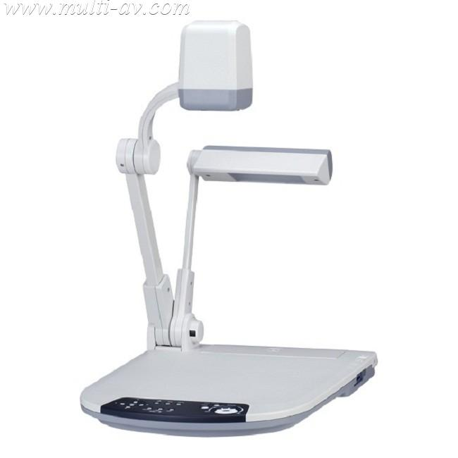 "ELMO MODEL P-10HD Pick-up device 1/3"" 1,490,000 pixels CMOS Zoom 16x Optical, 8x Digital, Total 128x"