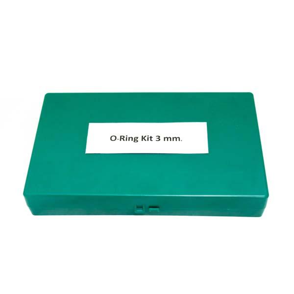 โอริงกล่อง หนา3mm. NBR70Hs