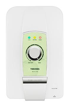 Toshiba เครื่องทำน้ำอุ่น ขนาด 3,500 วัตต์ รุ่น WH-3511MC