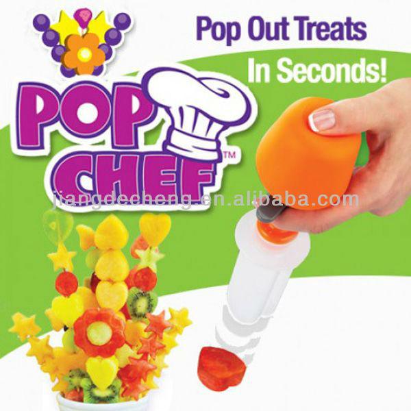 อุปกรณ์แกะสลักผลไม้ POP CHEF