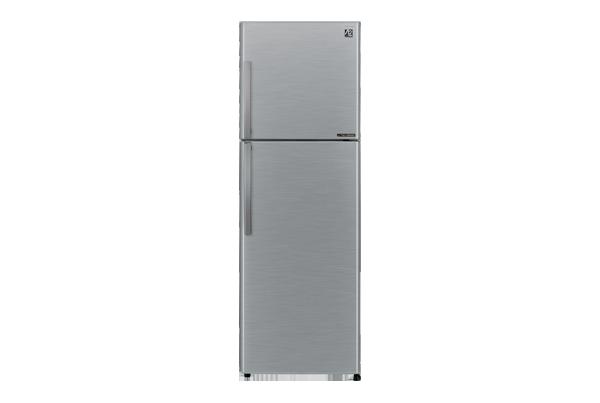 Sharp ตู้เย็น 2 ประตูความจุ 11.6 คิว J-TECH INVERTER รุ่น SJ-S32EV-SL สีเงิน