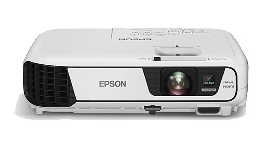 EPSON EB-U32 ความสว่าง(ANSI Lumens) 3,200 ความละเอียด(พิกเซล) 1920x120 (WUGA) Contrast 15,000:1 การรับประกัน ตัวเครื่อง 2 ปี หลอดภาพ 1 ปี หรือ 1,000 ชม. 2 HDMI(MHL)