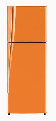 Toshiba ตู้เย็น 2ประตู 8.2Q รุ่น GR-T26KT สีส้ม