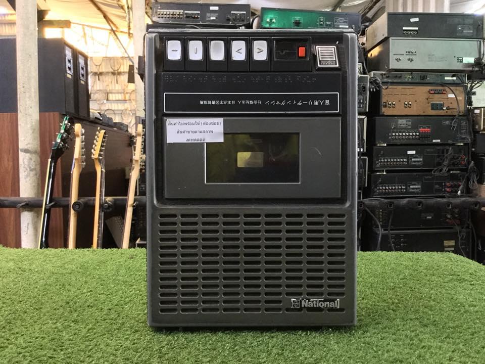 วิทยุ FM AM NATIONAL RQ-8145 สินค้าไม่พร้อมใช้งาน (ต้องซ่อม)